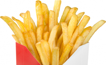 French fries L