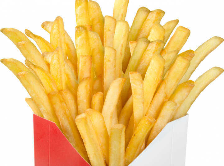 French fries XL